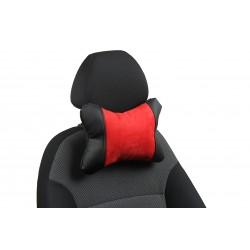 Подушки под шею из алькантары