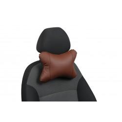 Подушки под шею из экокожи